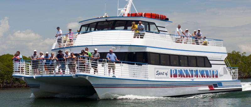 Eco Boat Tours Key Largo