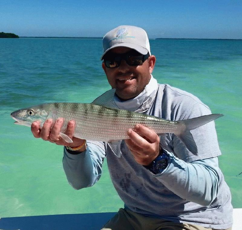 FLATS FISHING WITH CAPTAIN BO SELLERS - Image 2