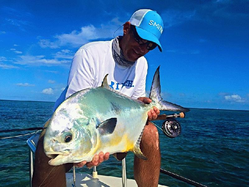 FLATS FISHING WITH CAPTAIN BO SELLERS - Image 1