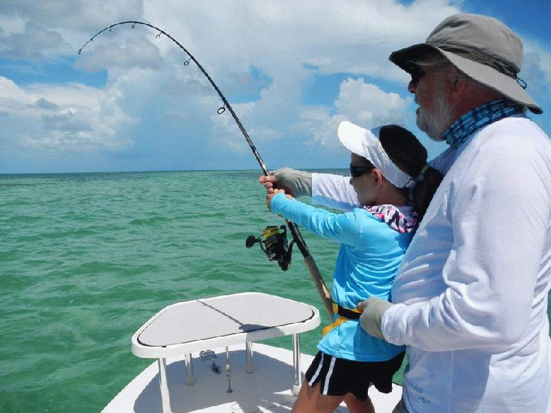 FLATS FISHING WITH CAPTAIN BO SELLERS - Image 3