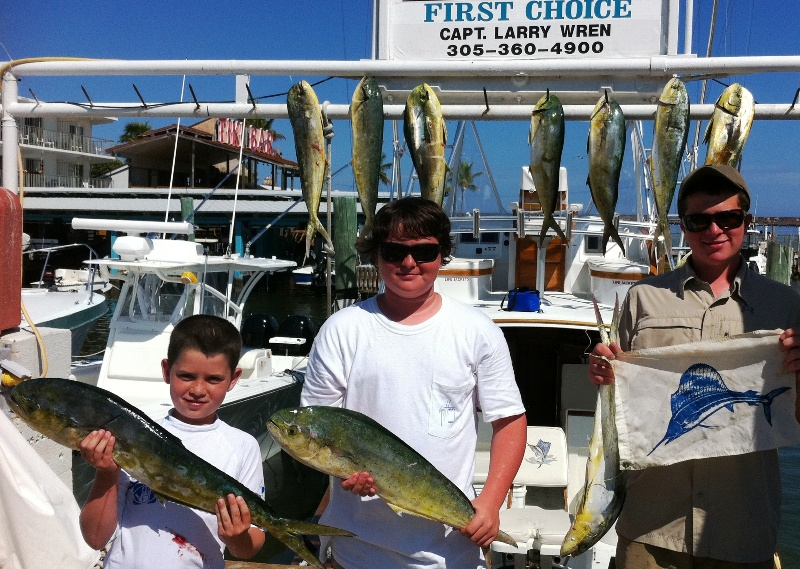 FIRST CHOICE KEY LARGO / ISLAMORADA FISHING