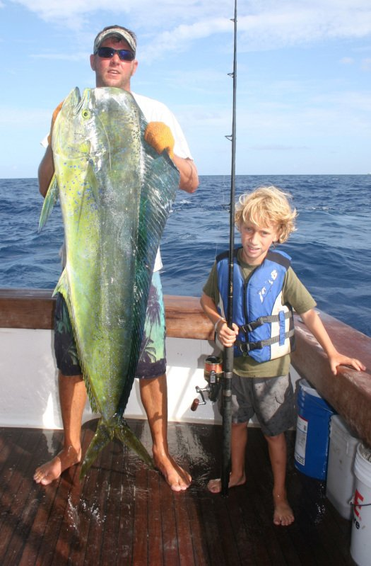 Find islamorada deep sea and offshore fishing trips here for Islamorada florida fishing