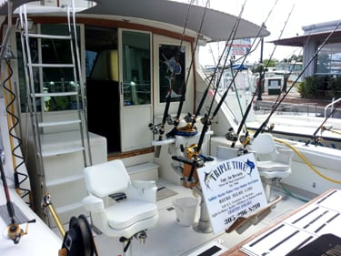 TRIPLE TIME FISHING CHARTERS - Image 3