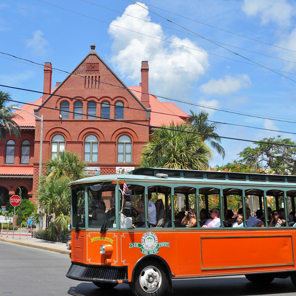 OLD TOWN TROLLEY TOURS - Image 2