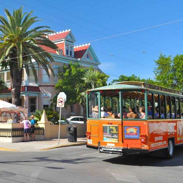 OLD TOWN TROLLEY TOURS - Image 3