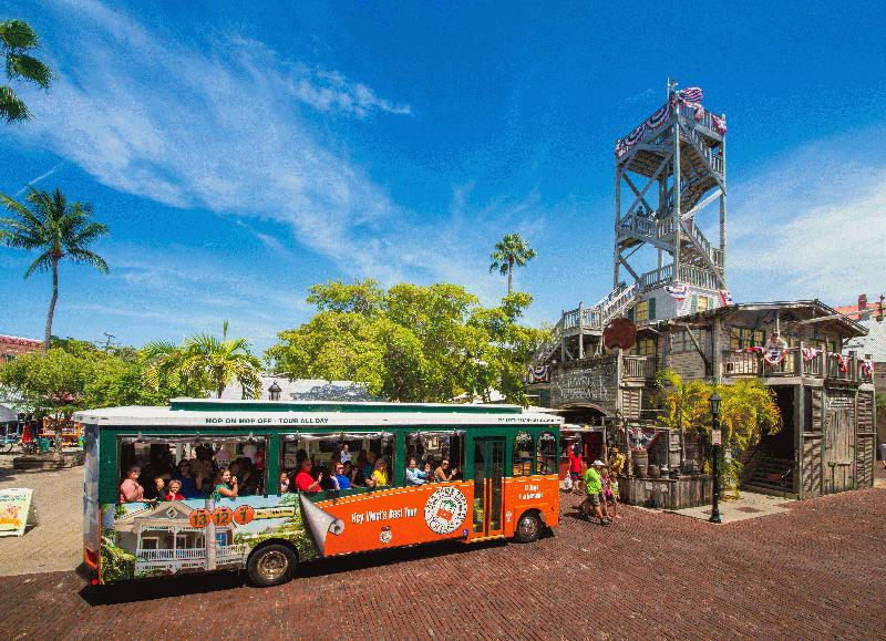 OLD TOWN TROLLEY TOURS - Image 1