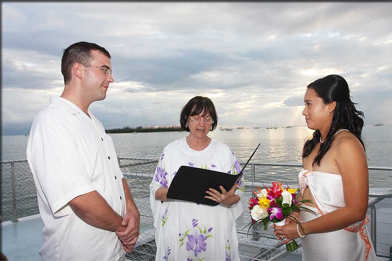 WEDDINGS ON THE WATER  - Image 4