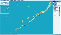 View an Interactive Map of Islamorada