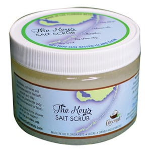 Keys Salt Scrub