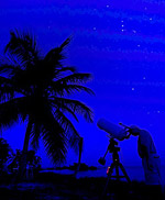 Stargazing in the Lower Keys