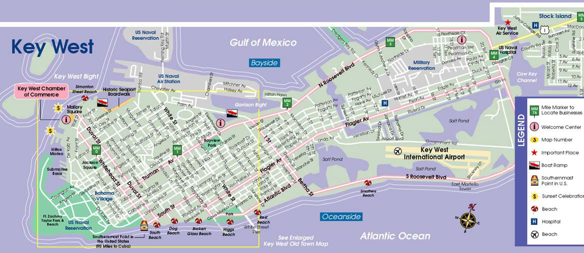 Maps Update 700654 Key Largo Tourist Attractions Map 16 – Tourist Map Of Florida Attractions