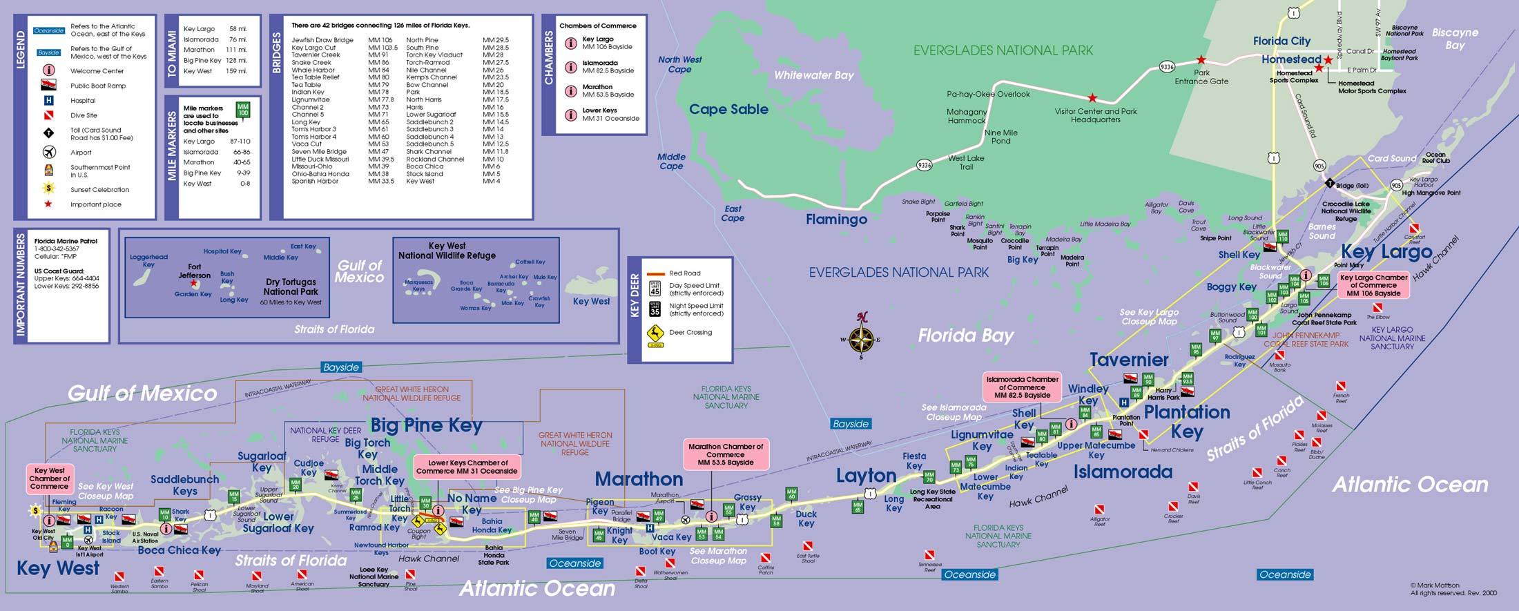 Offshore Fishing Maps Florida Inshore Fishing Maps Florida - Florida keys map pdf