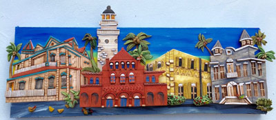 Denise Graham: Key West Landmarks II