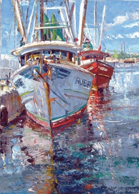 Marc Caren: Old Town, Shrimpers