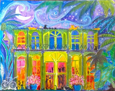 Veronica Frecknall: Hemingway House Party