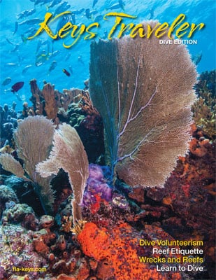 Keys Traveler Magazine, Diving Edition