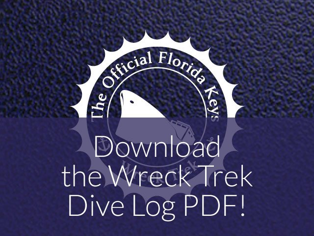 Download the Wreck Trek Dive Log PDF!