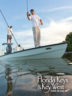Florida Keys Fishing Brochure