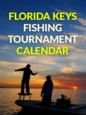 Florida Keys Fishing Tournament Calendar