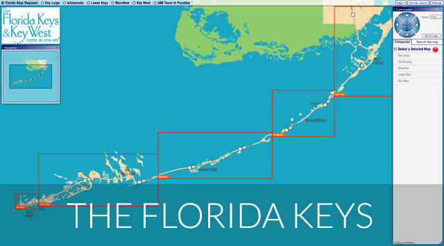 Map Of Florida Keys Beaches.Find Florida Keys Map Information Here At Fla Keys Com
