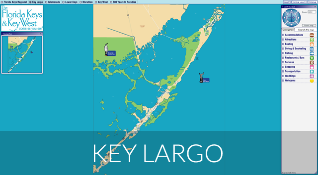 Find Florida Keys map information here at Fla Keys.com.