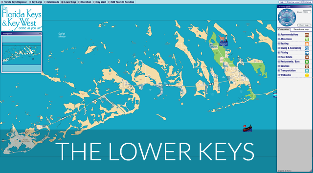Interactive Map Of Florida.Find Florida Keys Map Information Here At Fla Keys Com