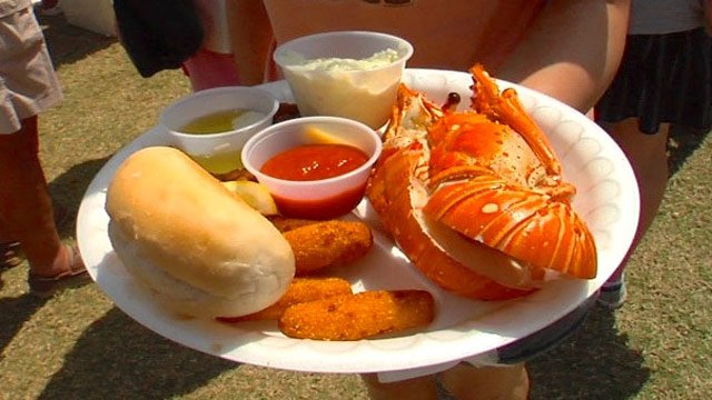 Original Marathon Seafood Festival Touts Fresh Eats 'From Fishermen to Fork'