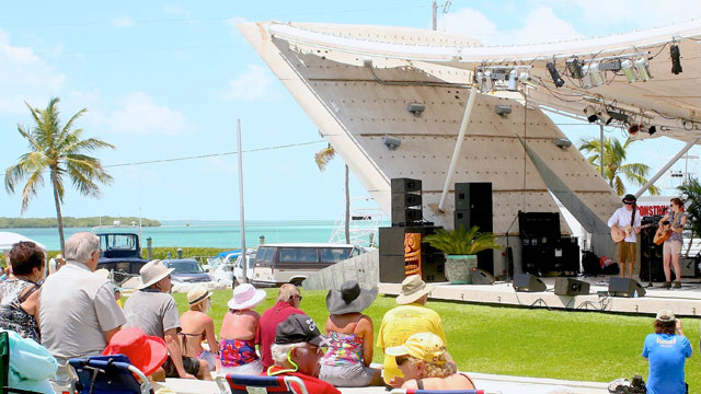 Outdoor Bay Jam to Present Daylong Live Music March 26 in Islamorada