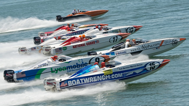 Powerboat Race Series Heads to Islamorada Aug. 19-20