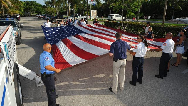 'Heroes Salute' Tribute a Florida Keys Labor Day Weekend Tradition
