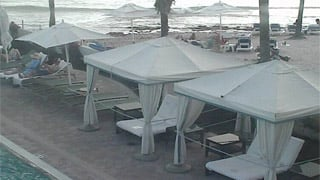 Southernmost Beach Resort: Shores Bar Cam