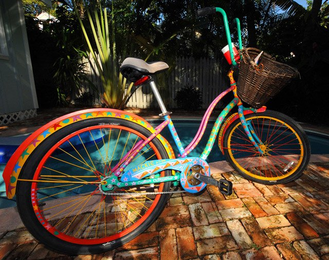 Key West bicycle