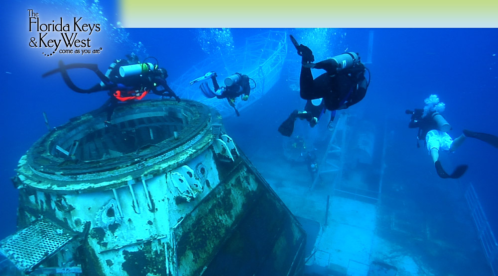 Jules' Undersea Lodge - Key West Underwater Hotel | All World ...