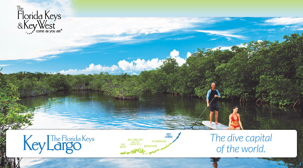 Key Largo Florida Keys Official Tourism Site Diving