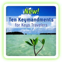The Ten Keymandments