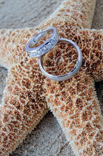 Unique engagement ring ideas for a Florida Keys wedding