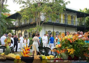 Event at Ernest Hemingway Home in Key West