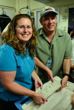 Mel Fisher lab tours Key West