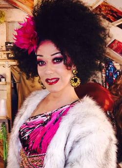 Key West drag queen Sushi