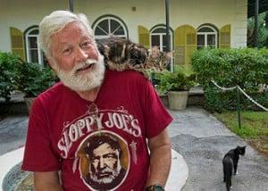 Hemingway Look-Alike Key West
