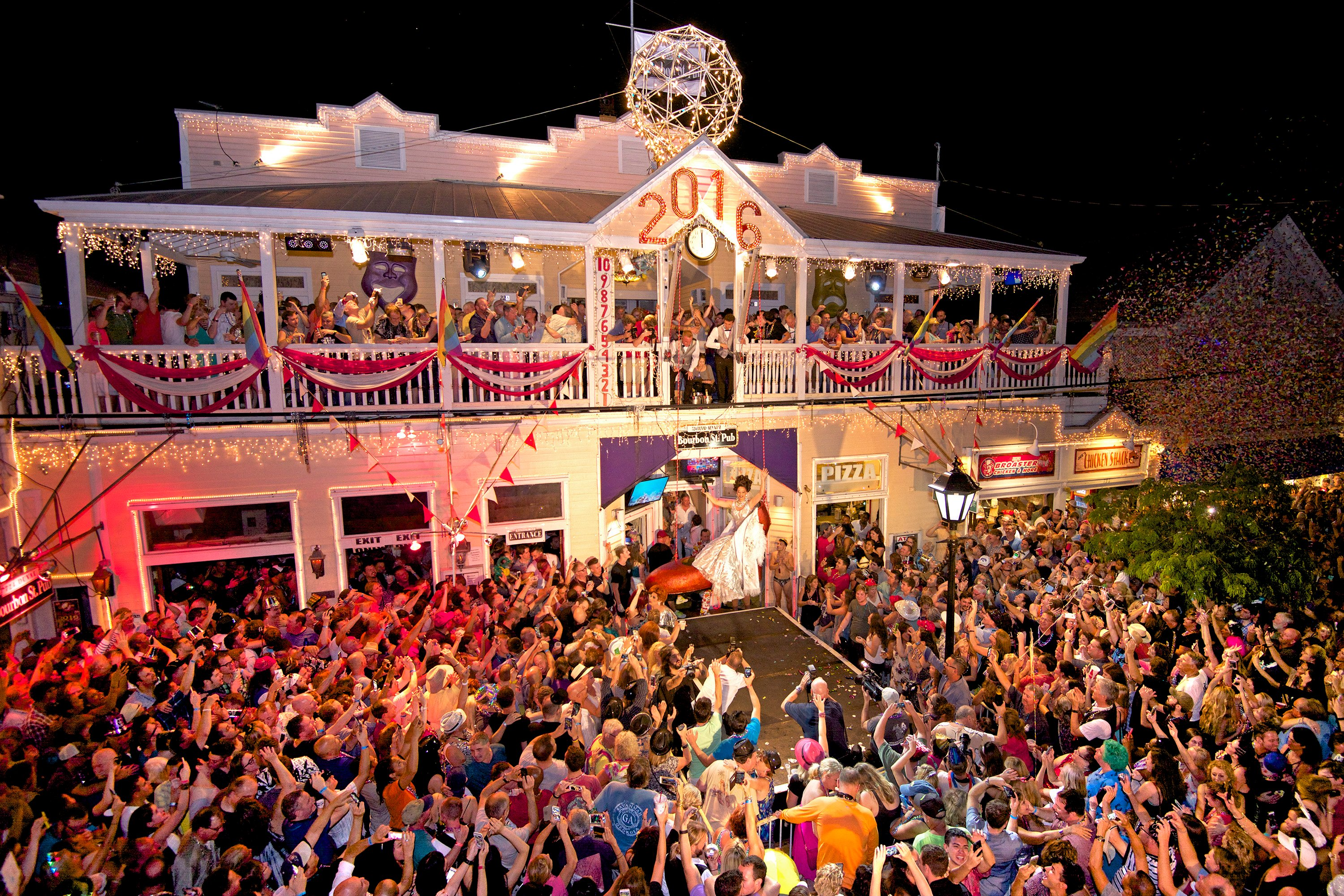 New Years Eve Key West