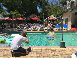 Key West LGBT pool
