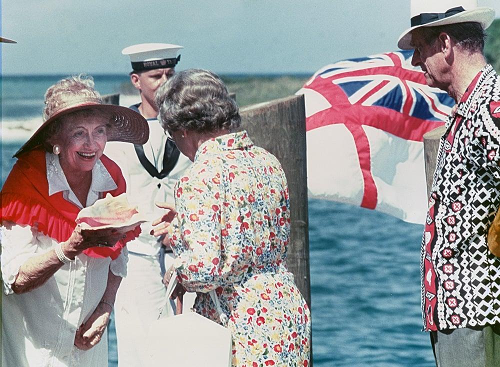 Queen Elizabeth Dry Tortugas