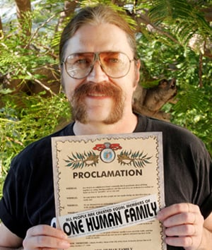 One Human Family proclamation