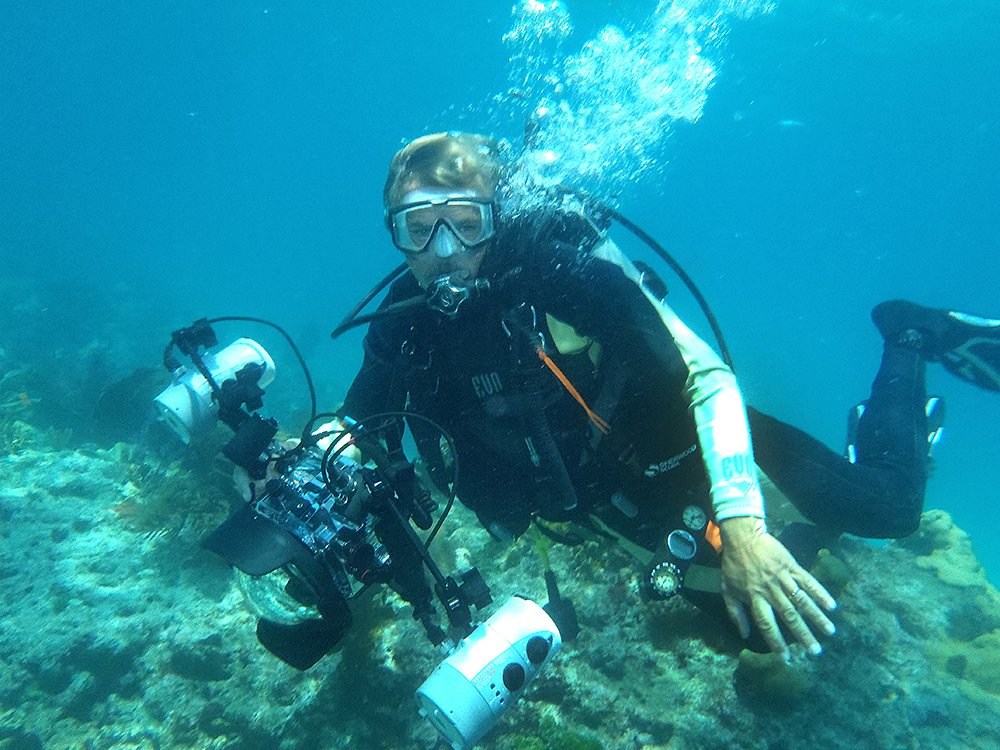 Keys Voices Rob Mitchell How A Keys Diver Found His