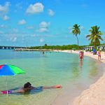 Bahia Honda beach Florida Keys
