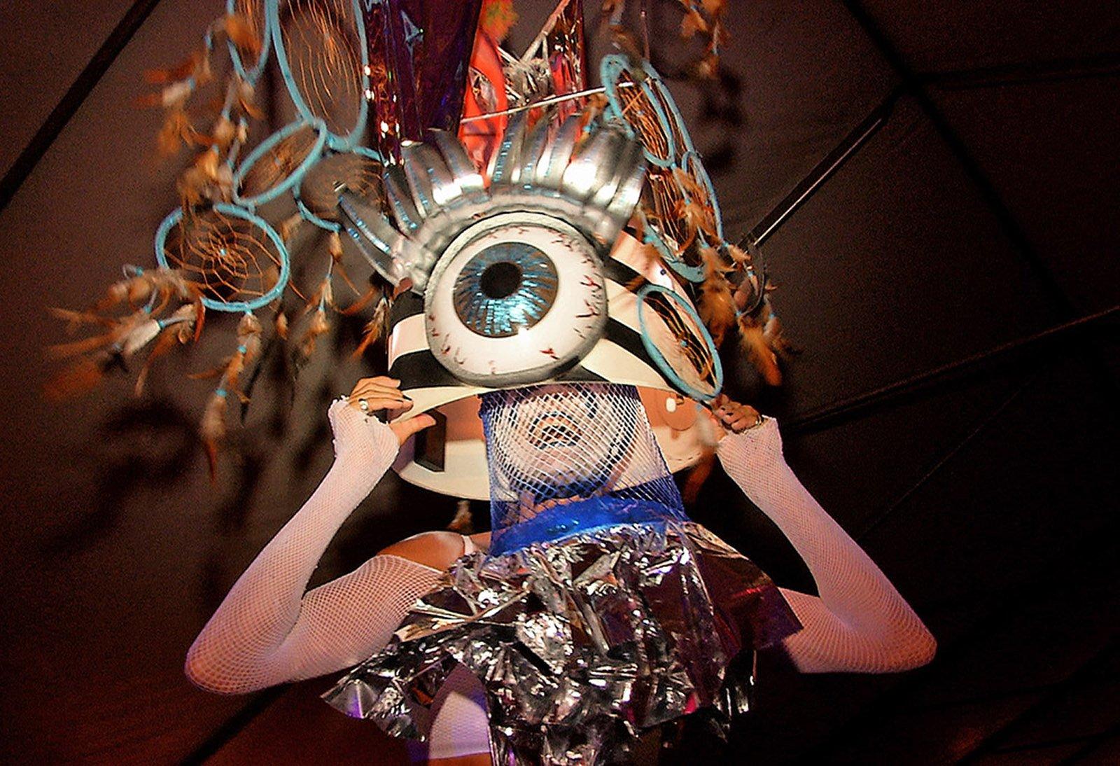Key West Headdress Ball winner