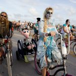 Zombie Bike Ride Key West