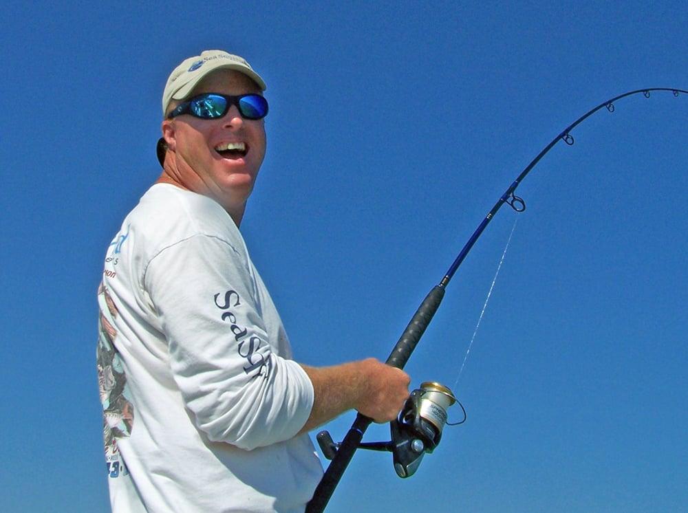 Fishing captain Marathon Florida Keys