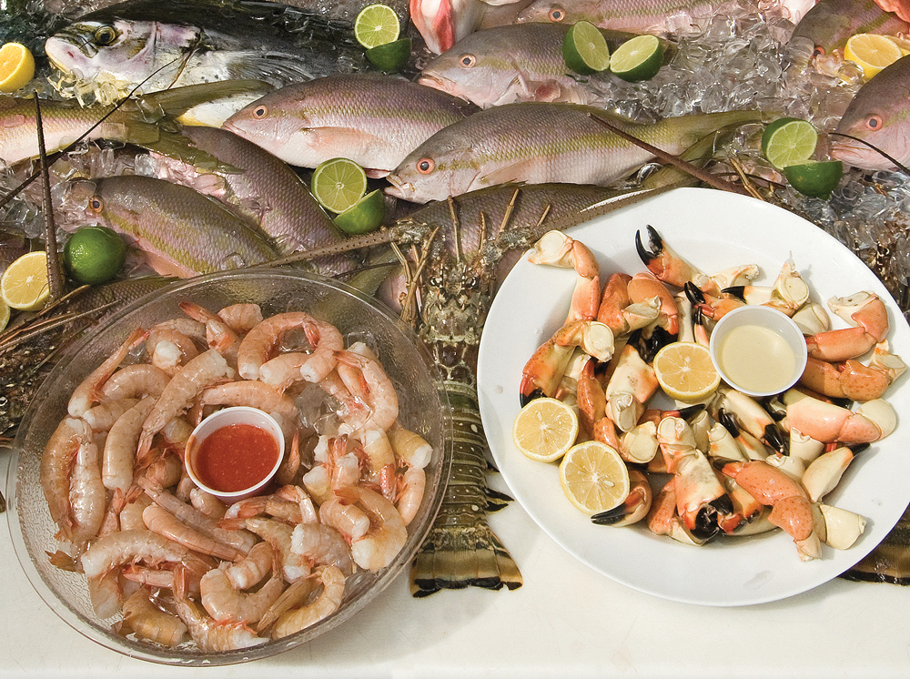 Keys Voices I Love Stock Island Spotlights Seafood And